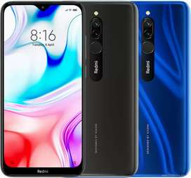 REDMI 8 AND 8A dual