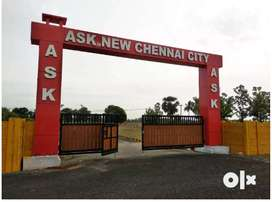 New DTCP approved plots in Guduvanchery, chennai
