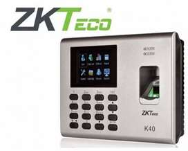 Biometric zkteco attendance and access control
