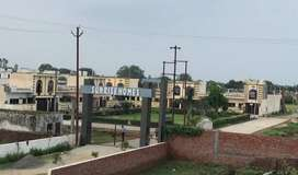 Plot for sale at Panchsheel Colony,  Ramghat Road.