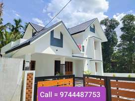 New Beautiful House For Sale ,7 Cent ,Kottayam