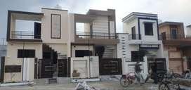 New built house in amrit vihar colony, 2 bhk corner house