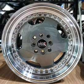 Jual velg racing HSR Ring 16 untuk avanza, xenia, livina, Brio, calya