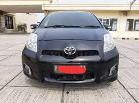 Toyota Yaris 1.5 E AT 2012 Km 82rb pajak bulan 7 TDP 16 jutaan