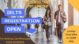 IELTS Classes in Only 12000