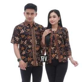 Couple batik pekalongan