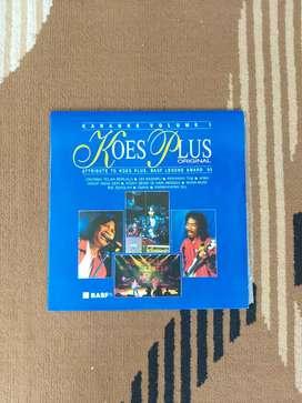 Laser disc karaoke Koes Plus Original
