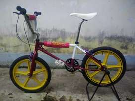 BMX Voltus Race