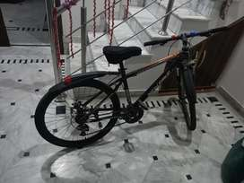 Brand new cycles with gears