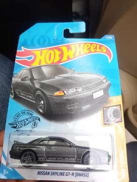 Hotwheels Nissan Skyline