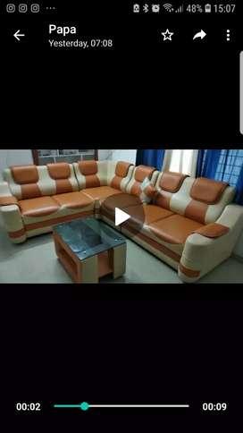 Seven seater Sofa