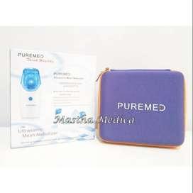 Alat Bantu Pernafasan Ultrasonic Mesh Nebulizer Portable Puremed