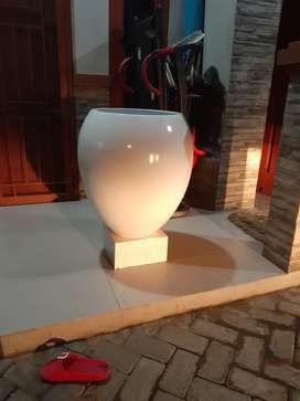 Bak mandi bakul giant terrazo mix cat ducko