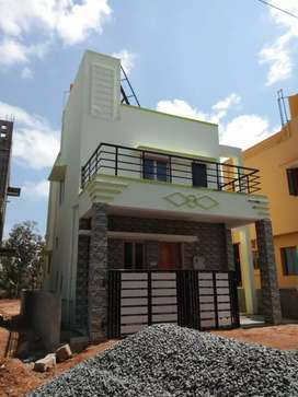 House Sale Near Guduvanchery 3bhk At 35 Lakhs