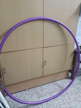 hula hoop- weighted