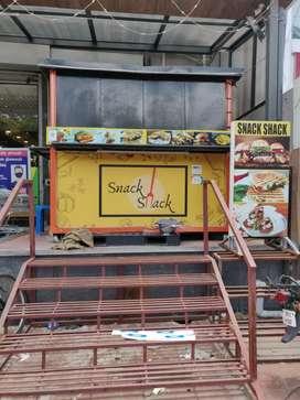 Snack shack Food kiosk stall