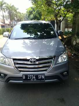 Fast for sale innova G 2.0 at bensin 2015