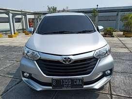 Toyota Avanza G Manual 2016 Mantap