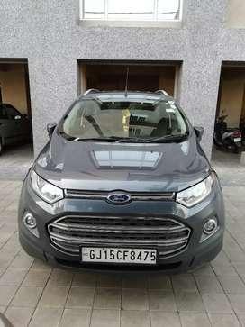 Ford Eco-sport Titanium plus(6 Airbags)