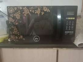 A 1 month old goorej oven.