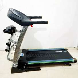 Treadmill Elektrik 2Hp Auto Incline 2019