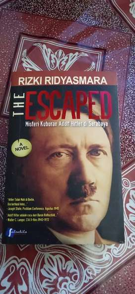 The Escaped,Misteri Kuburan Adolf Hitler di Surabaya