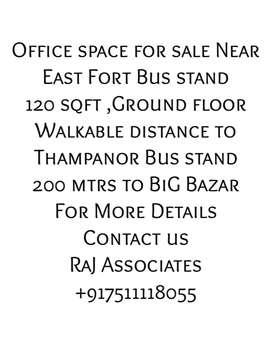 Shop for sale Near East fort ,Big Bazar