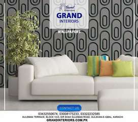 Dream wallpapers collection by Grand interiors