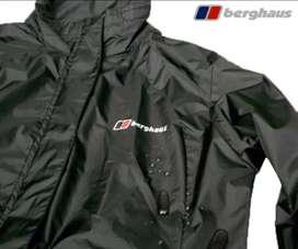 Jaket outdoor BERGHAUS windproof, waterproof mens womens made in indol