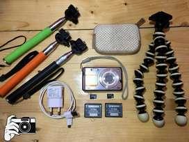 Kamera digital SAMSUNG 16 Megapixel