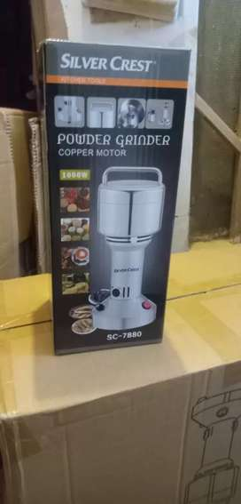 Power Grinder by Silver Crest model no SC 7880