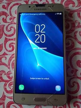 Samsung mobile J5-6 (2016) edition