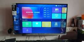 "New 32"" Smart Android LED TV With Smart Features & 1 Year Warranty"