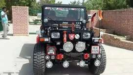 Full Modified Jeep ready your booking to all State transfer