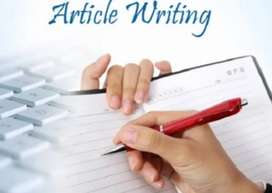 Writing and Research related work