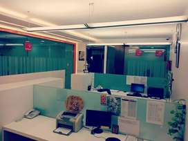 1210 sq ft brand new furnish office College road