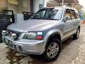 Honda CRV at 2001 Mulus, Lengkap (Bandung)