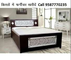 Offer Price New Single bed 1849,Double Bed 3699/-only Emi Available