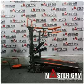 TREADMILL MANUAL - Pusat Alat Fitness - Master Gym Store !! MG#9684