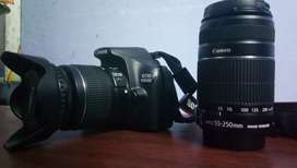 Canon DSLR camera for rent