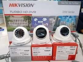 Kamera CCTV Spc Siap pantau dimalam hari hasil jernih