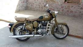 2016 Royal Enfield Classic with VIP number