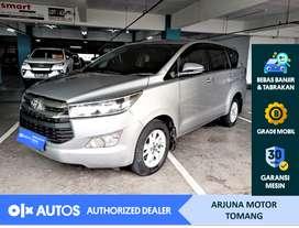 [OLX Autos] Toyota Kijang Innova 2017 2.4 G A/T Silver #Arjuna Tomang