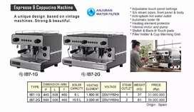 Espresso cappucino machine coffee mesin kopi GETRA ( bisa di kredit )