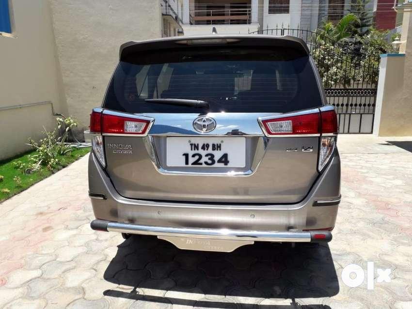 Toyota Innova 2.5 ZX BS III 7 STR, 2016, Diesel 0