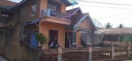Dijual rumah tinggal 2 lantai Rp.850.000.000 nego