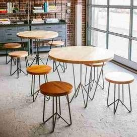 Brand New Cafeteria/Bar Furniture