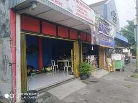 Jual rumah tepi jalan sultan agung Yogya Sentul Pakualaman Taman Siswa