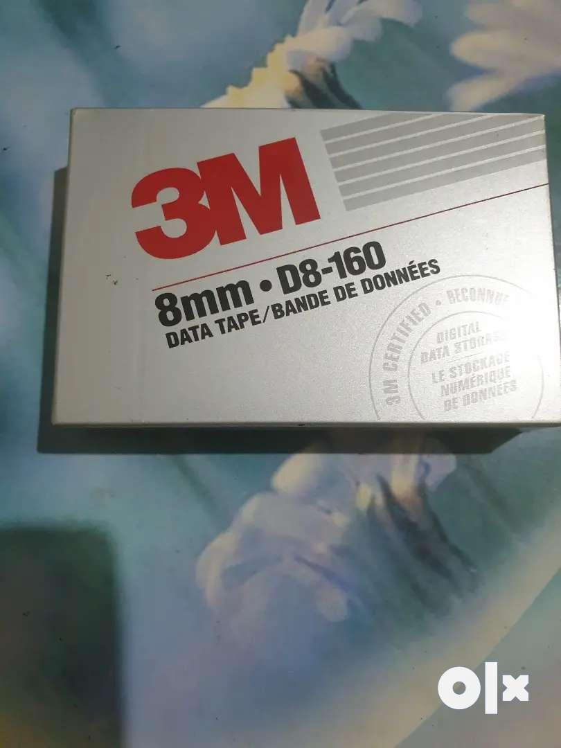 3M 8mm . D8-160 video Data Tape