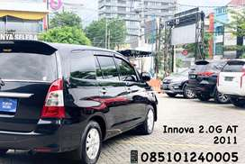 Kredit Total DP23jt - Innova 2.0G AT 2011 Istimewa!!